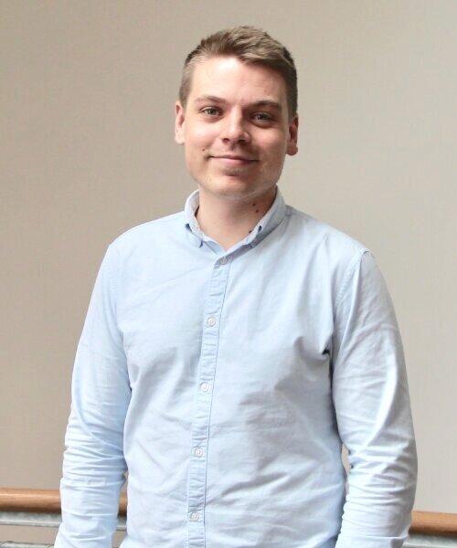 Mark Eriksen - Kommunikationsrådgiver
