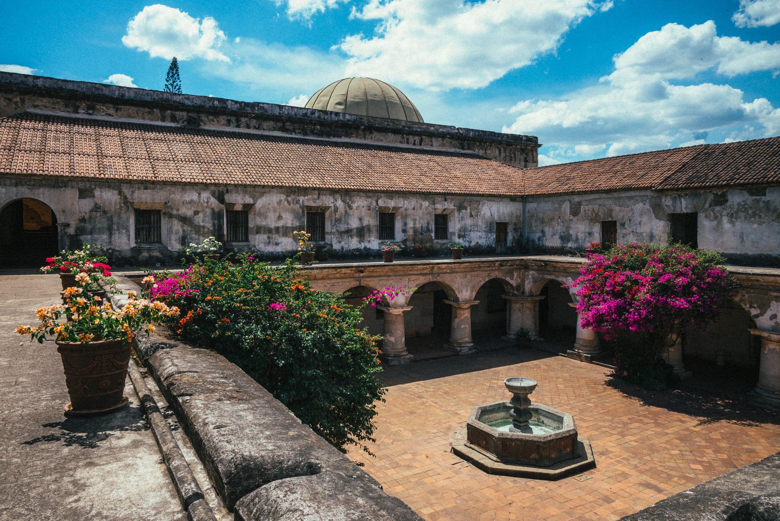 Kapuzinerkonvent Antigua
