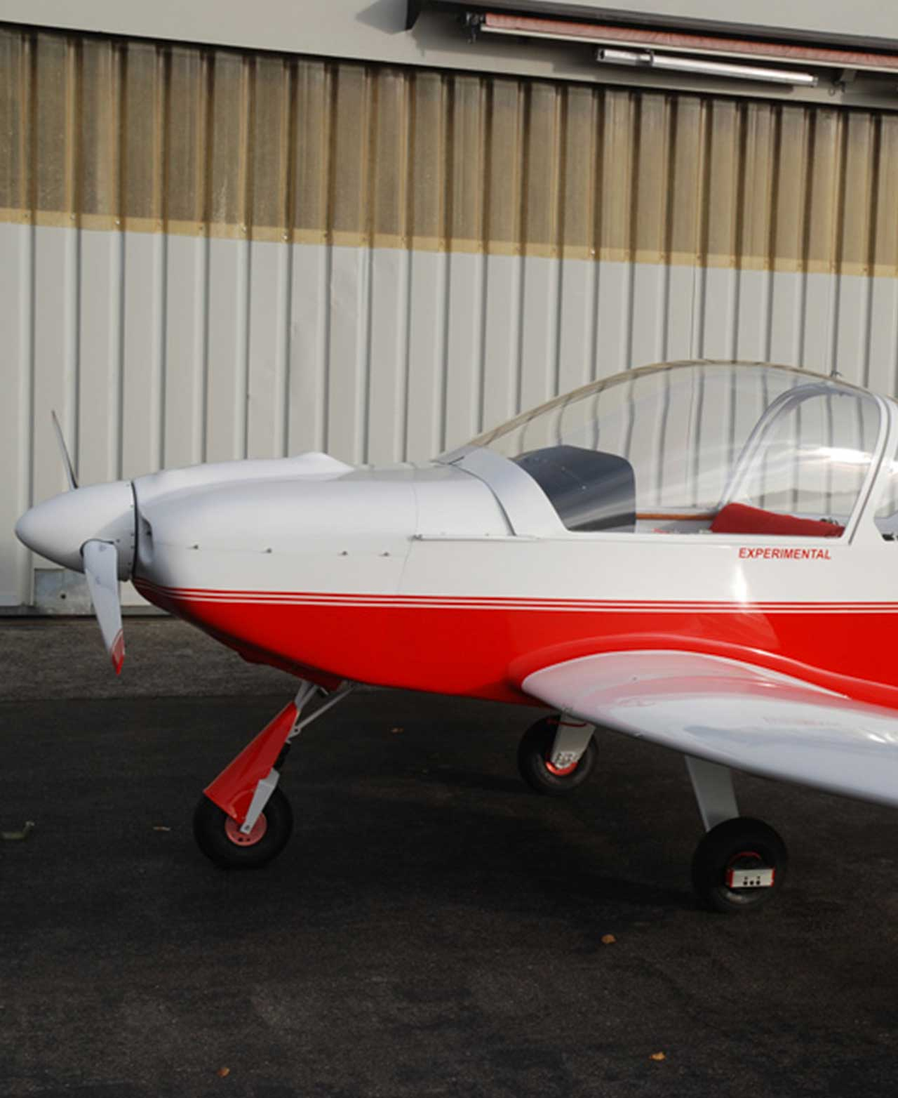 Experimental Plane