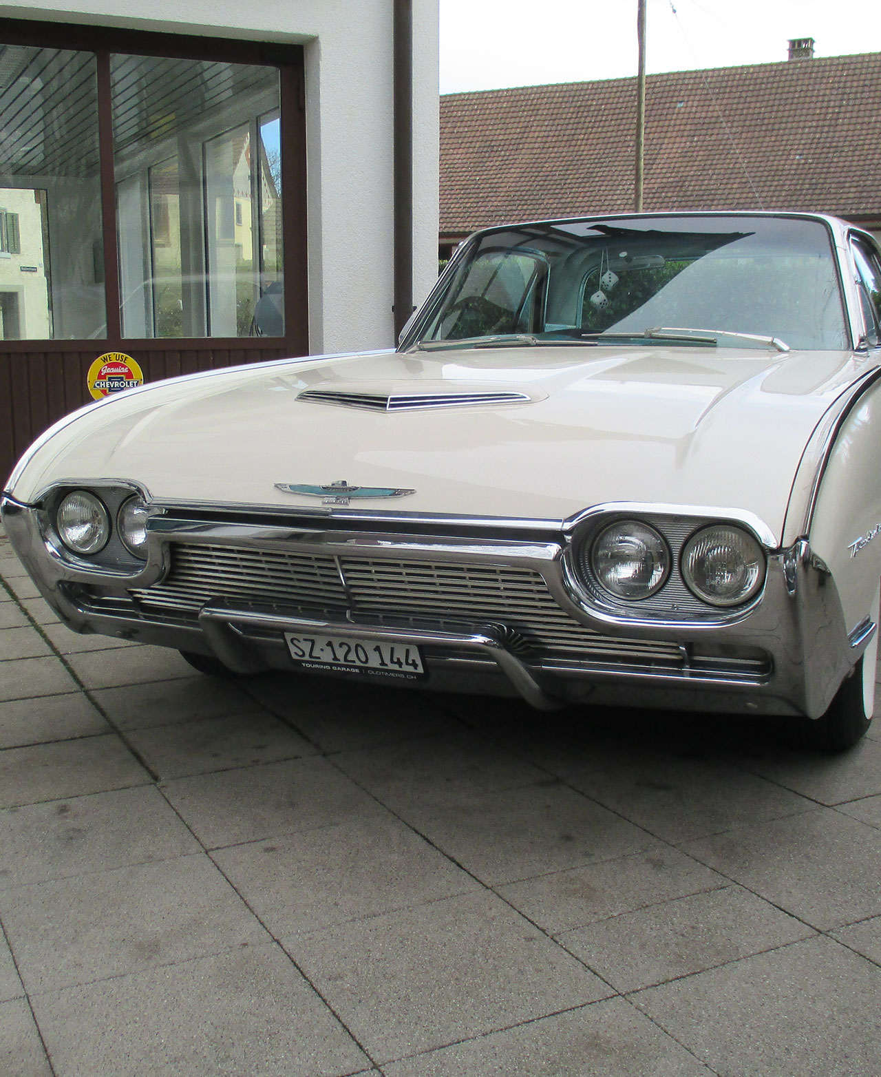Ford Thunderbird '62