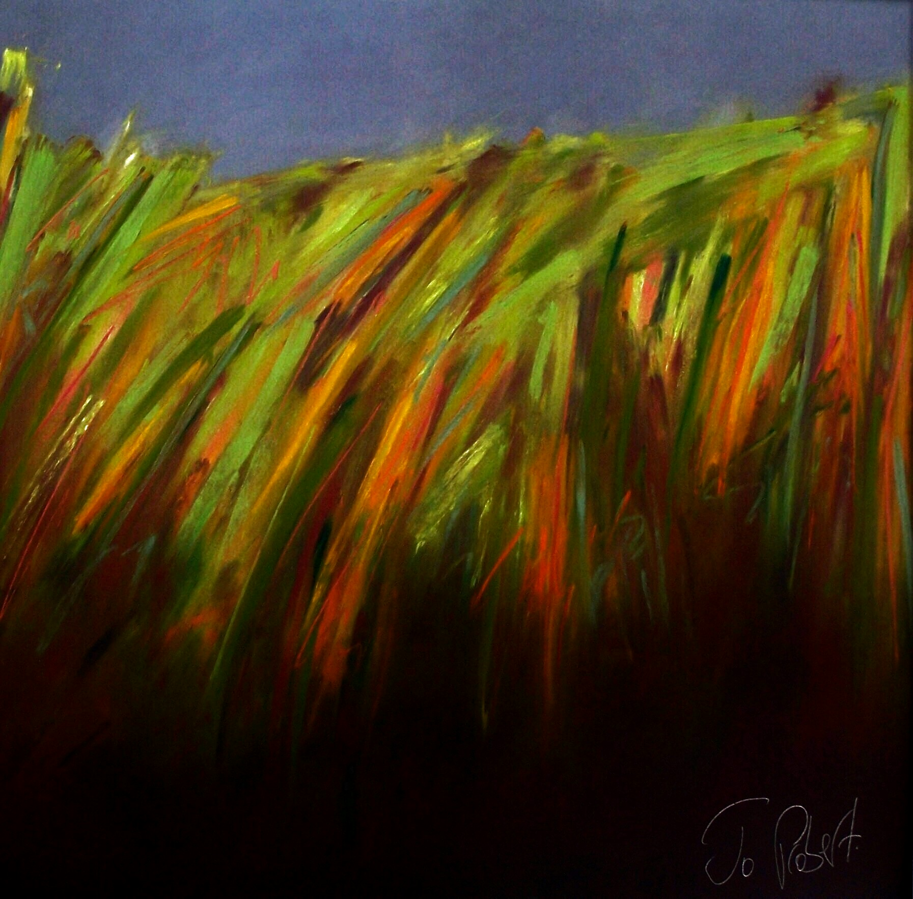 Storm Grasses