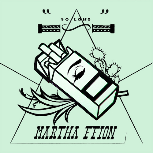 So Long - Martha Ffion Digital 14 October 2015  Buy