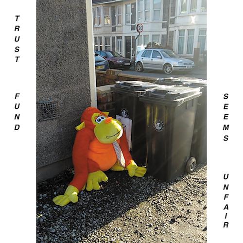 Seems Unfair - Trust Fund  TS021 Digital, Vinyl 30 October 2015  Buy
