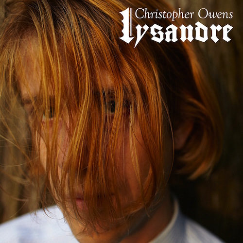 Lysandre - Christopher Owens   TS001   Digital, CD, Vinyl   15 January 2013   Buy