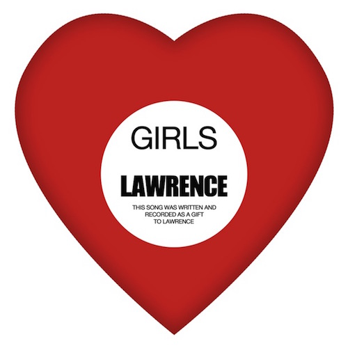 Lawrence - Girls   FANTASY010   Digital, CD, Vinyl   12 December 2011   Buy
