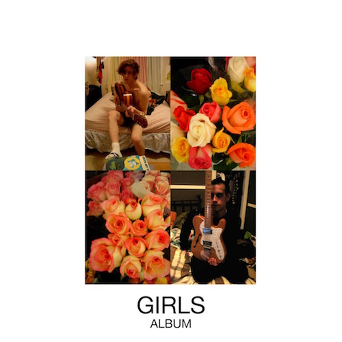 Album - Girls   FANTASY003   Digital, CD, Vinyl   28 September 2009   Buy