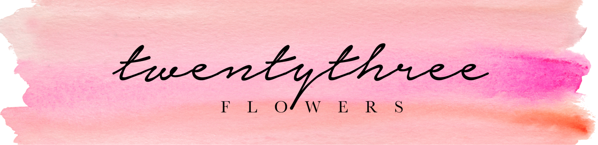 Twenty Three Flowers