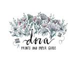 Dora. prints and paper co.
