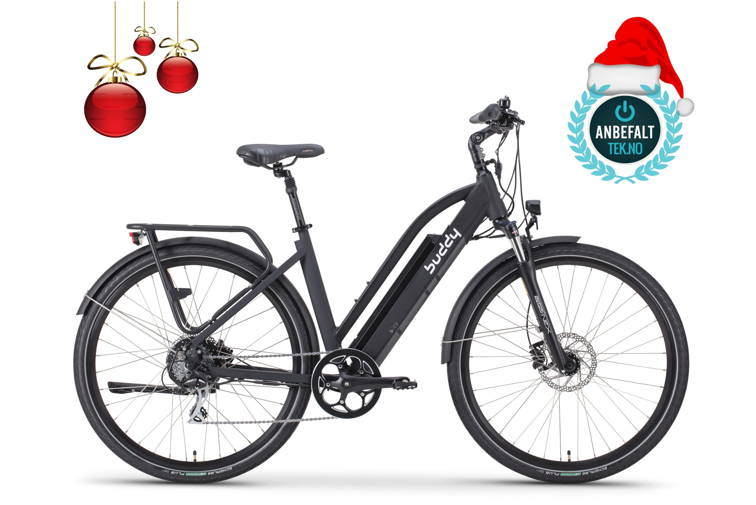 julebilde Buddy Bike C3
