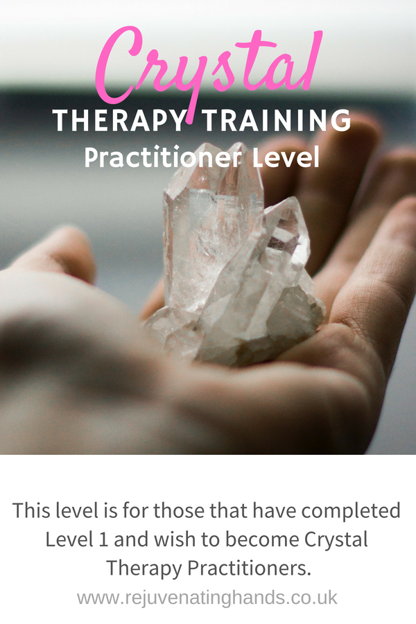 Crystal Therapy Training Practitioner, Essex