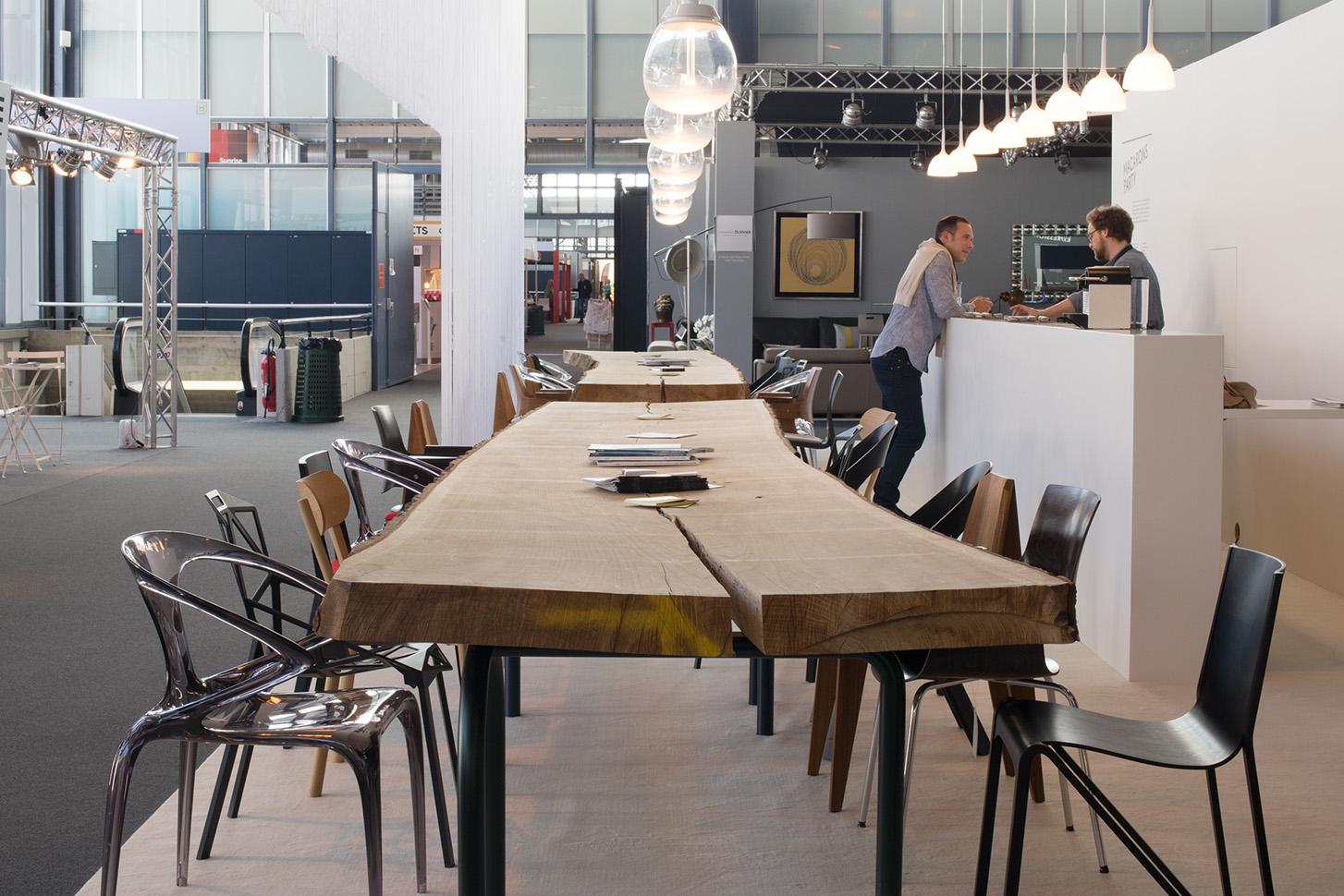 Habitat - Jardin 2015, Beaulieu Lausanne  Scenography Design Studio Renens