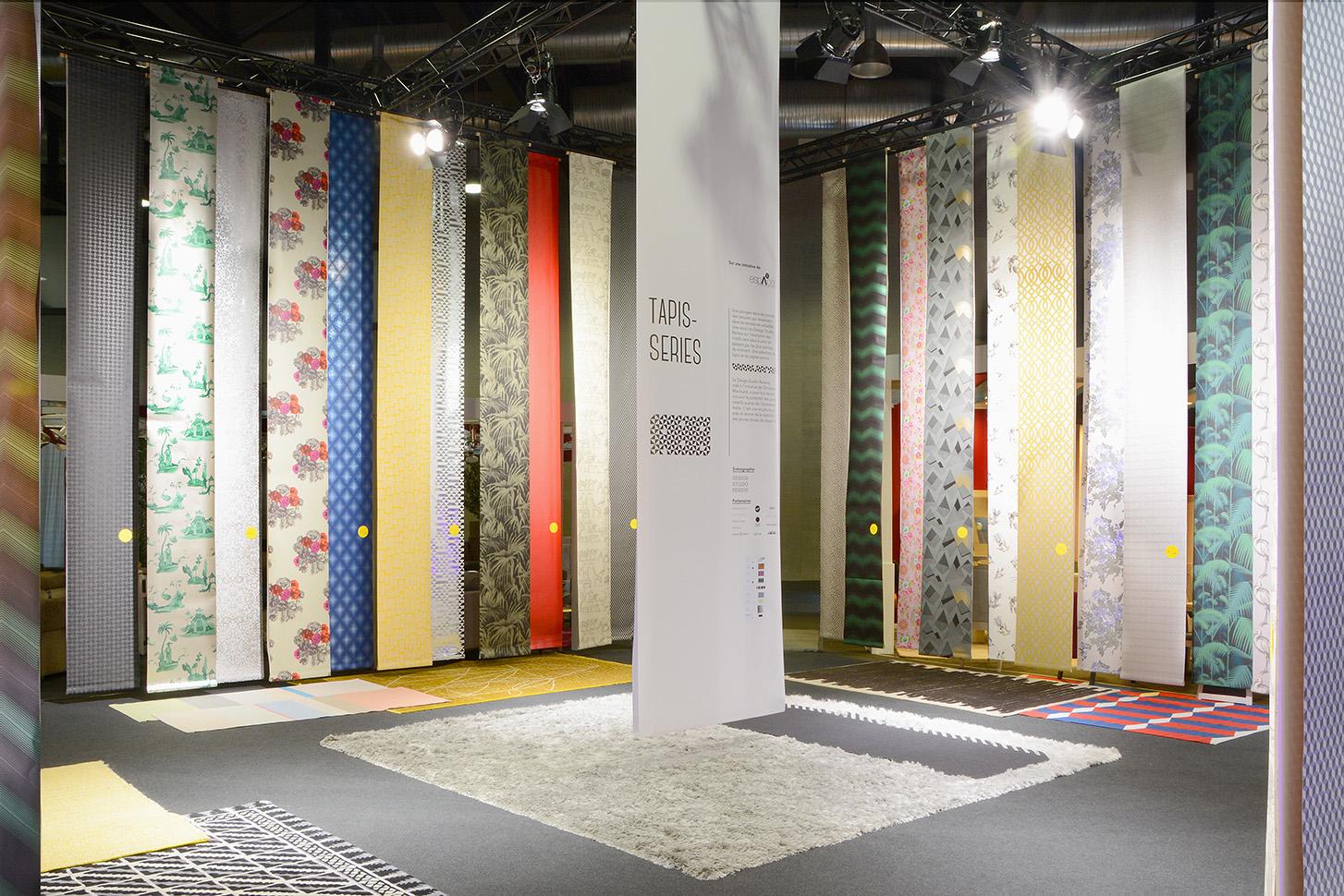 Habitat - Jardin 2014, Beaulieu Lausanne  Scenography Design Studio Renens