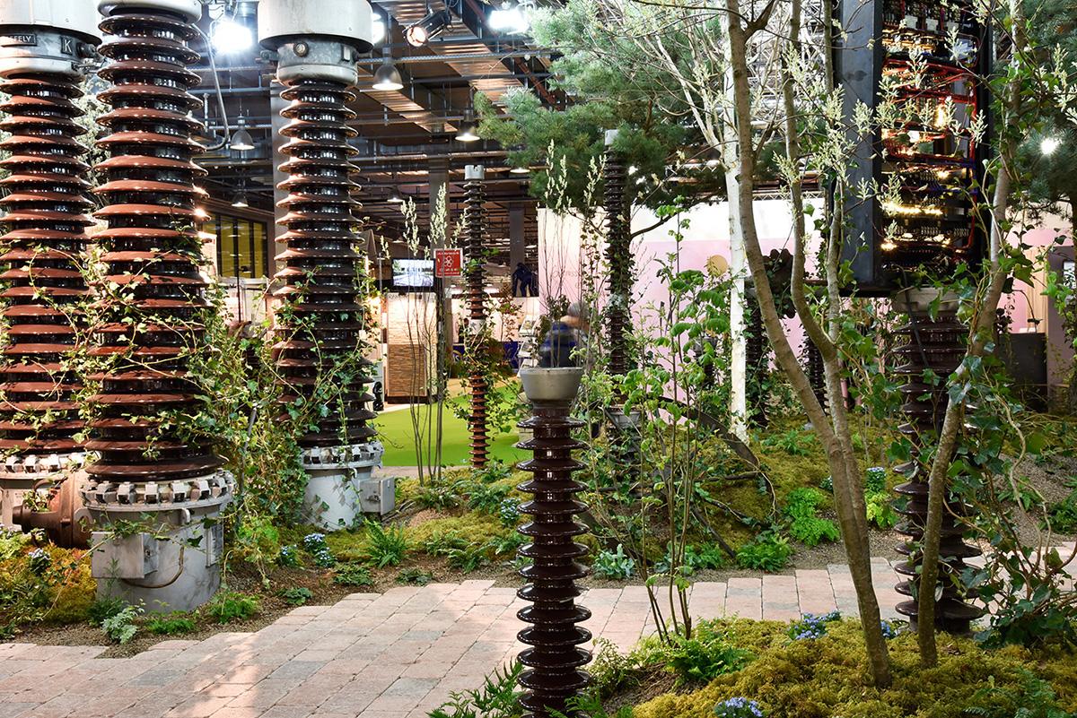 Habitat - Jardin 2016, Beaulieu Lausanne