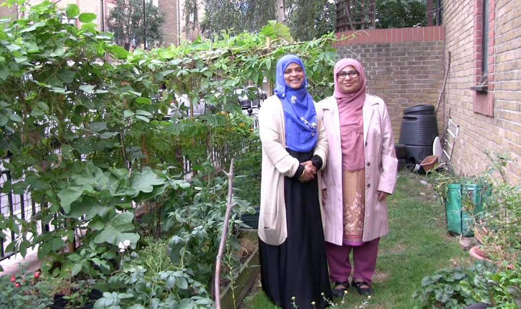 Seed Guardians Halema & Anwara