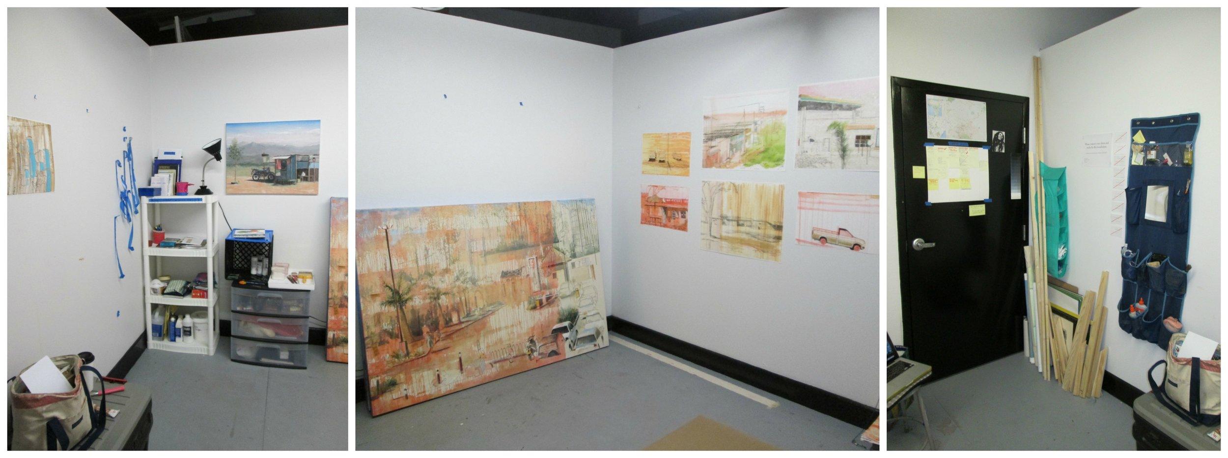 Kira Milligan's Studio