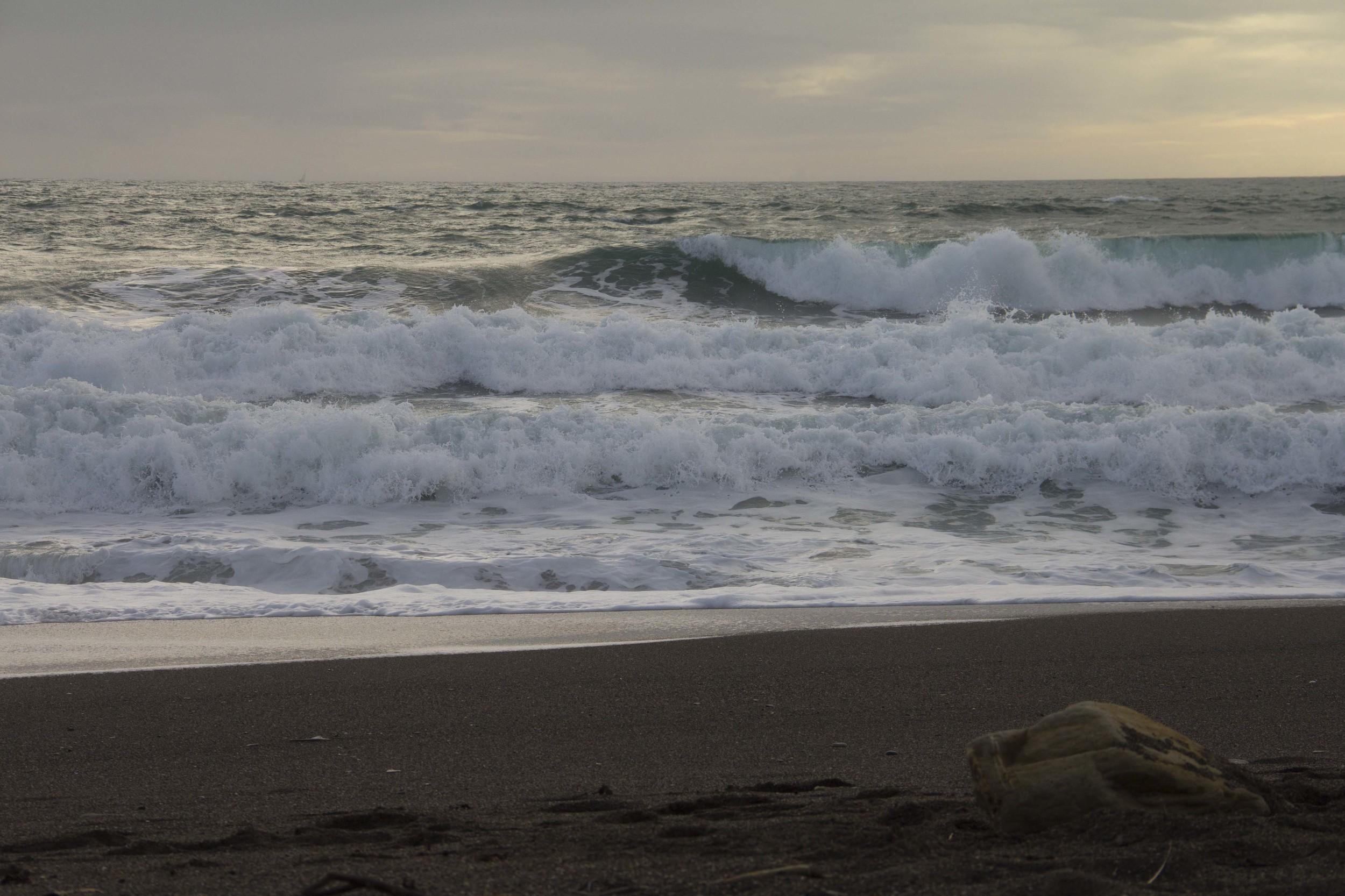 evening beach, Kerry