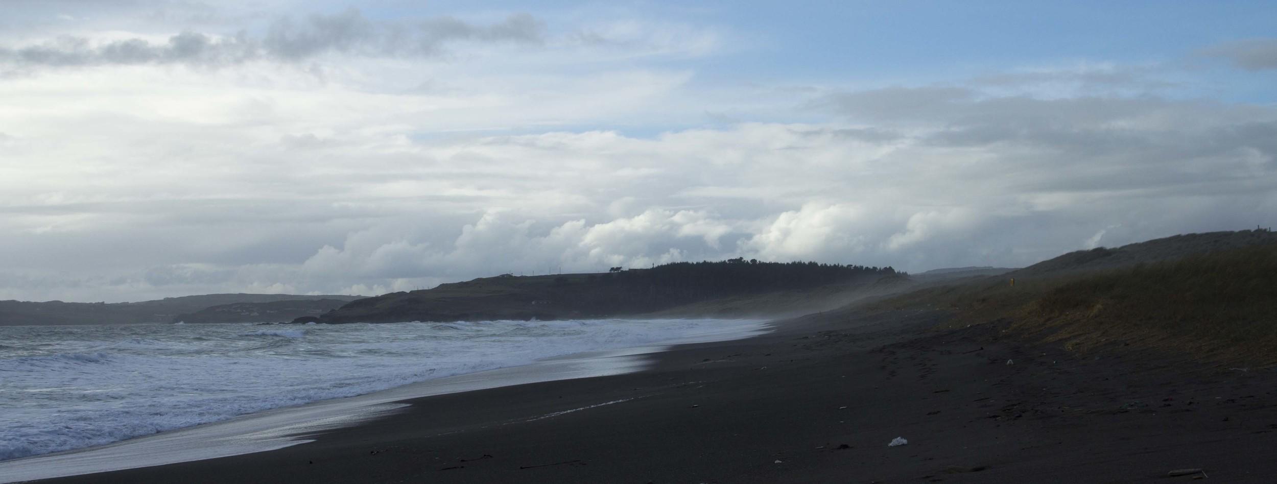 empty beach, Kerry