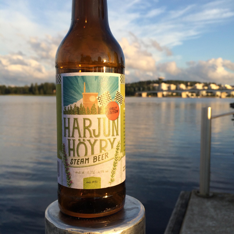 Harjun Höyry