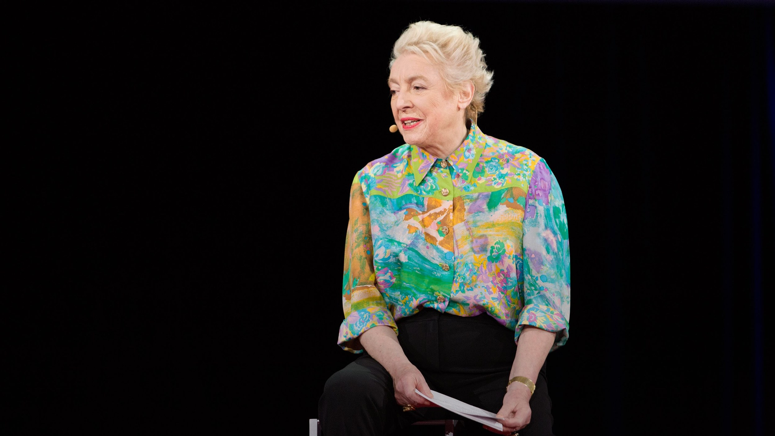 Dame Staphanie Shirley - TED Talk