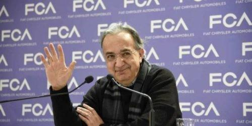 Sergio Marchionne, CEO Fiat Chrysler; Chairman, Ferrari (1952-2018)