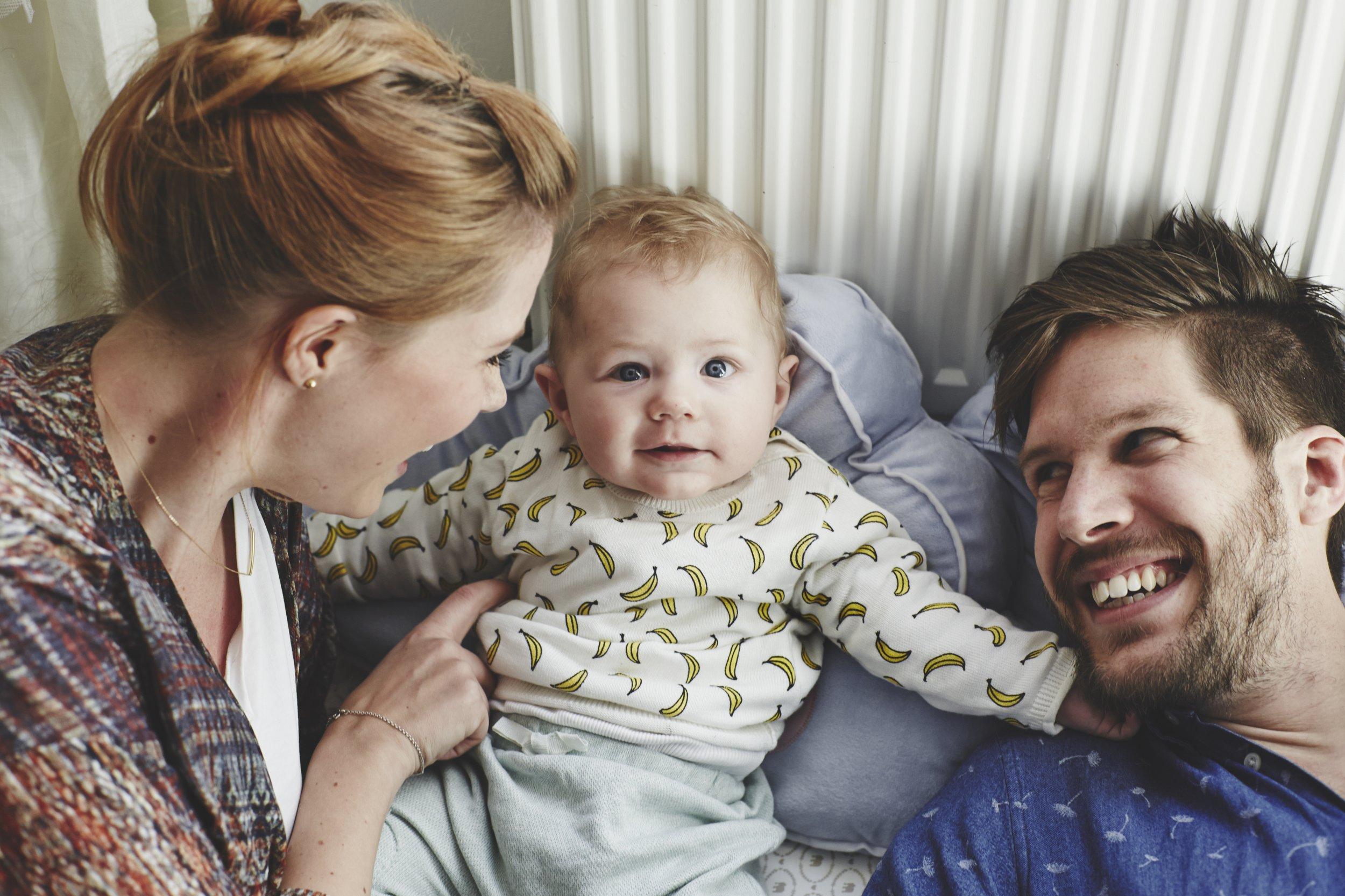 simona scarpaleggia own the way you live paternity leave