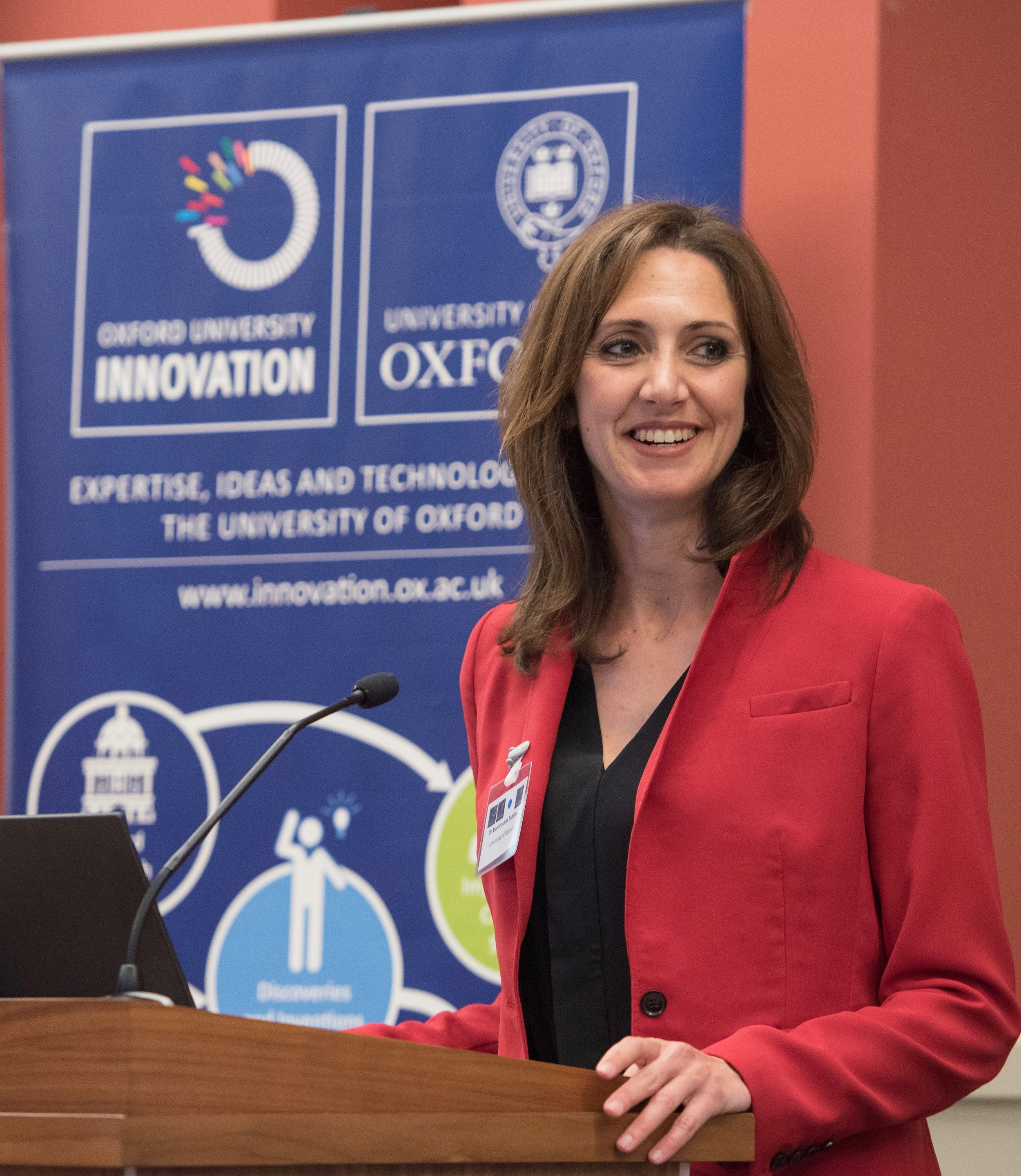 Dr. Mariarosaria Taddeo, Researcher Fellow at the Oxford Internet Institute, University of Oxford, and Deputy Director of the Digital Ethics Lab