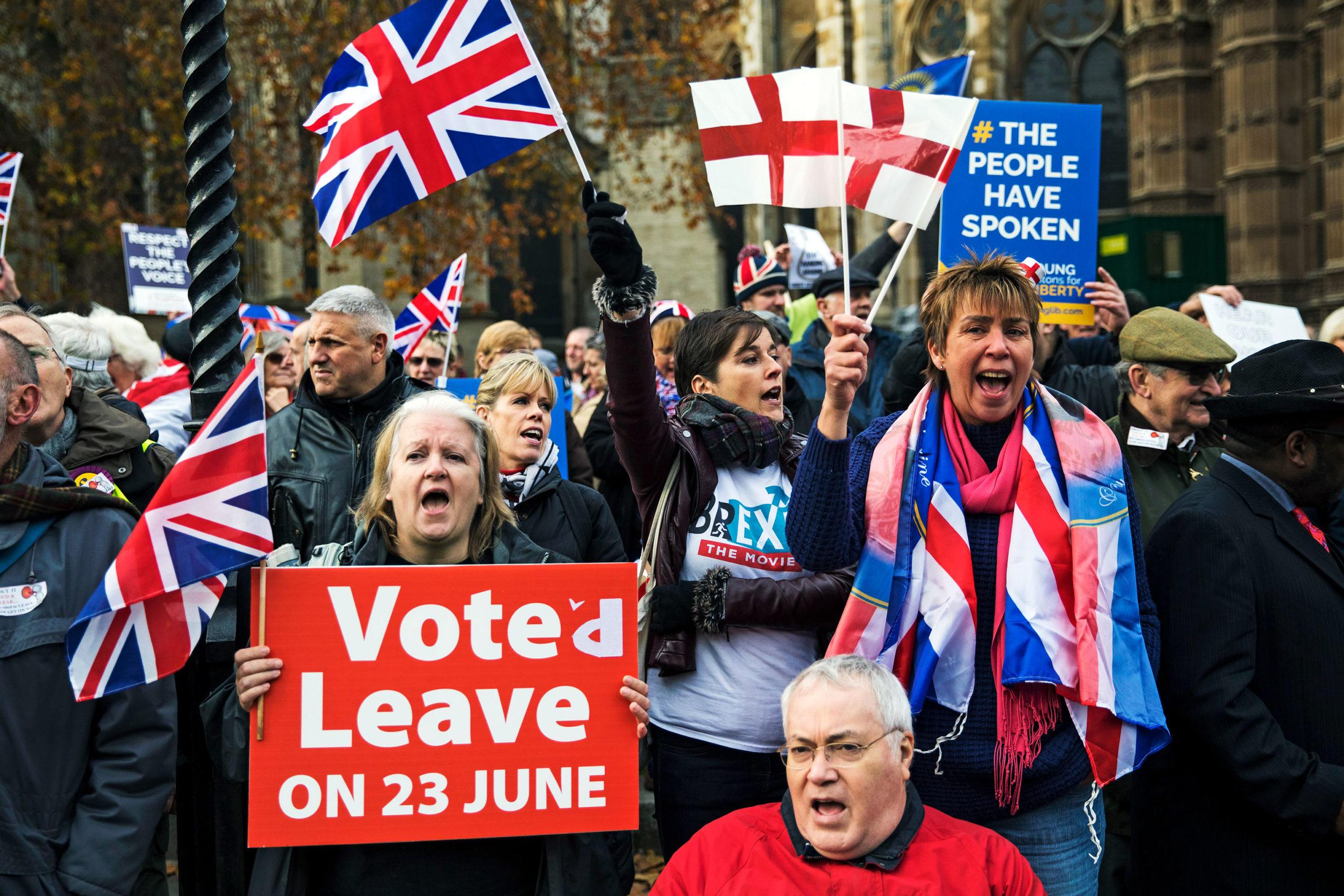 brexit leavers own the way you live