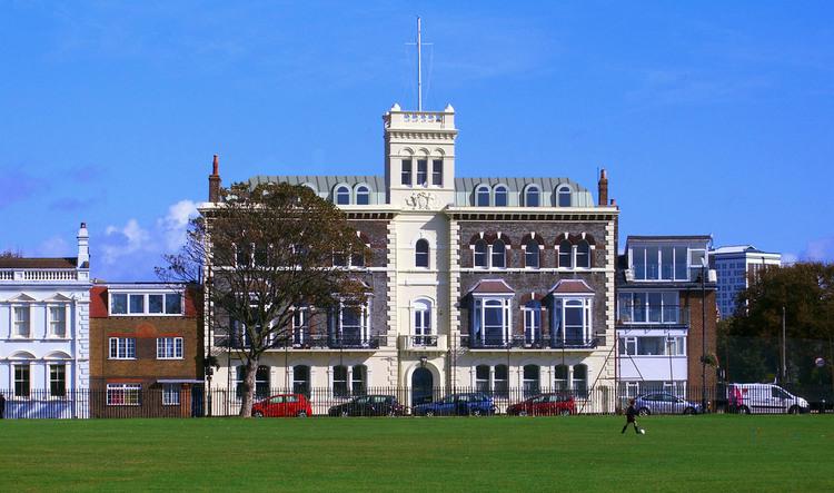 Royal Naval Club and Royal Albert.jpg