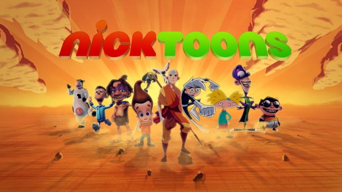 Nicktoons Promo