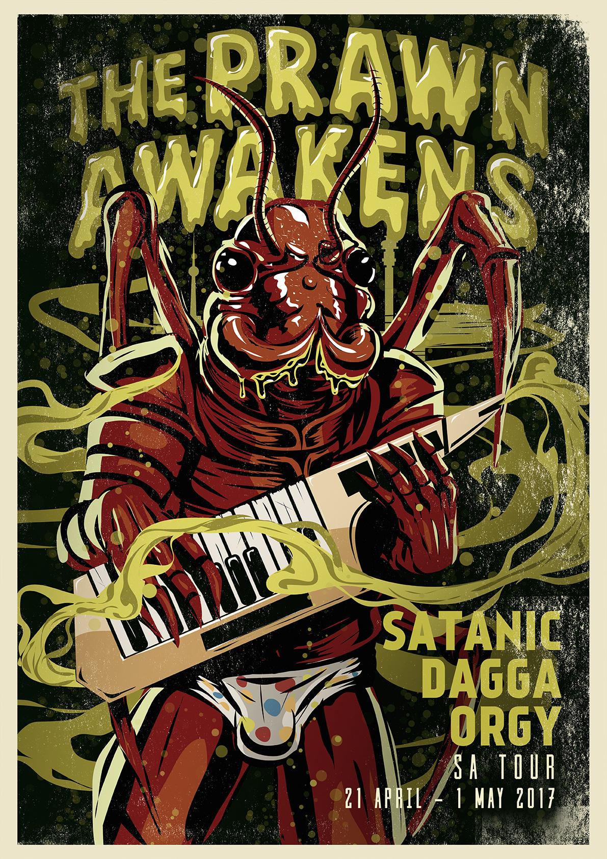 The Prawn awakens poster FB.jpg