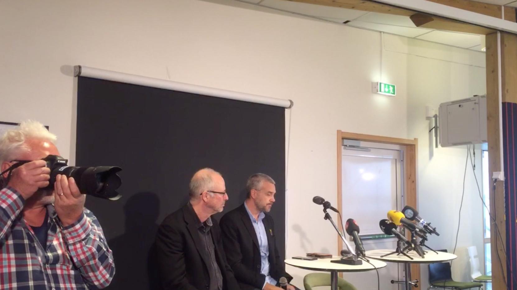 Presskonferens