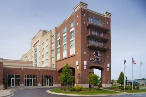 DoubleTree Hotel, BAY city, MI