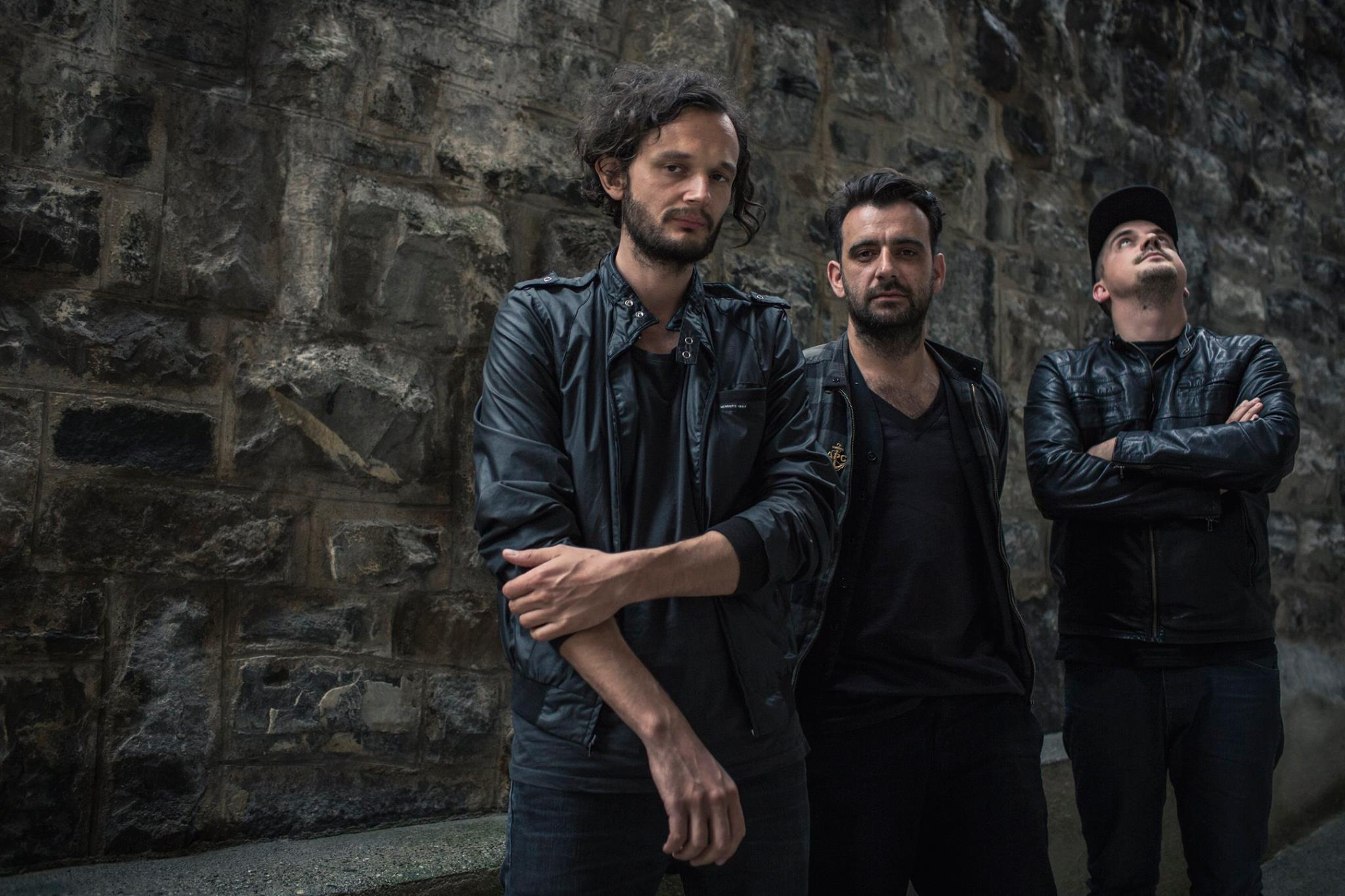 Moderat for Red Bull Music Academy