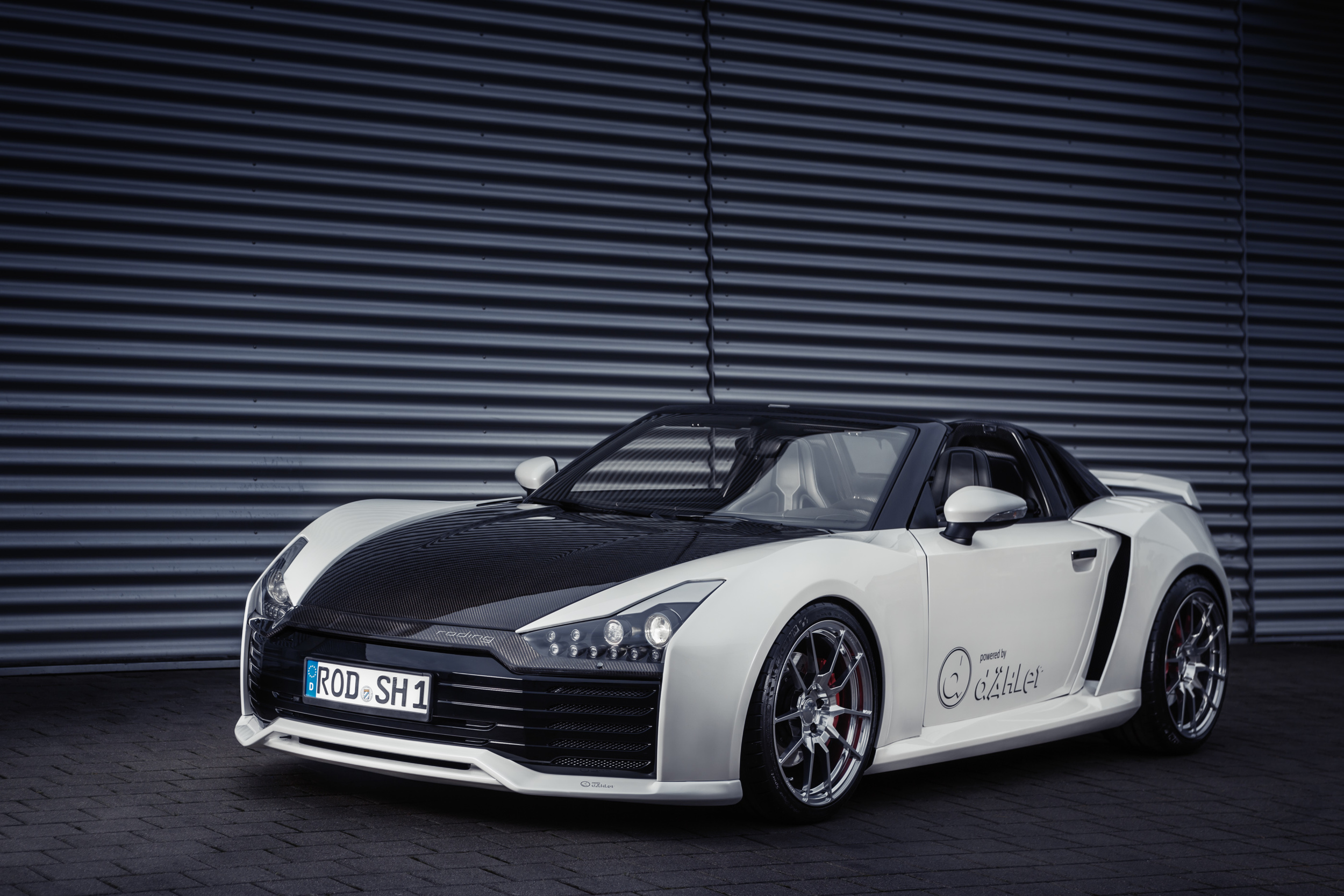 Roding Roadster for Wheels! cover