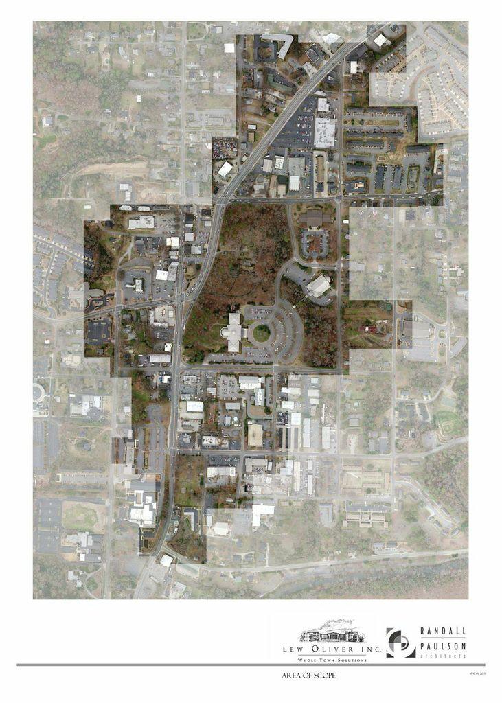 Downtown Development Plan Boundary