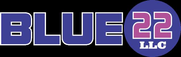 Blue 22 Logo.png