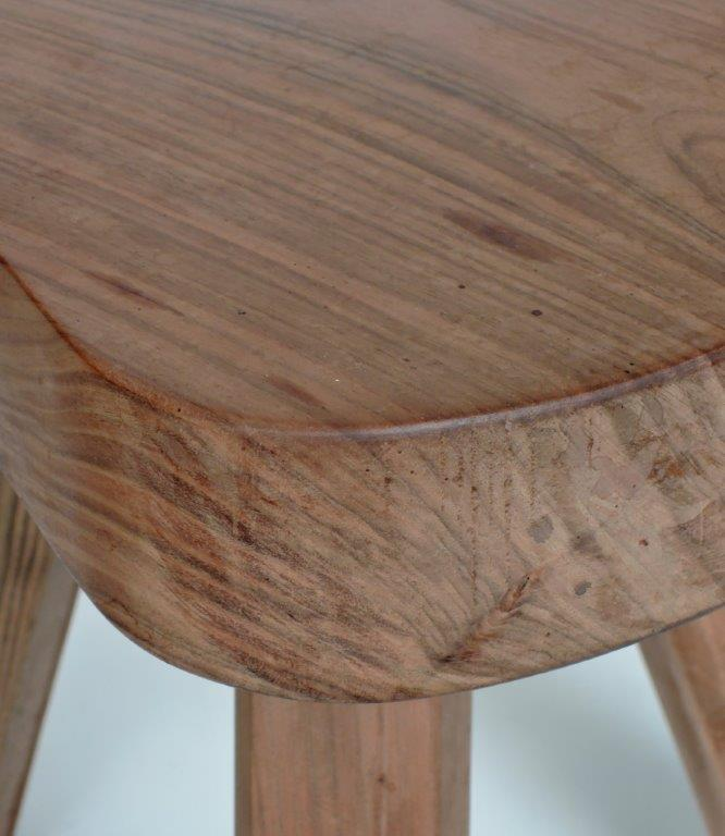 maisonLAB Wood Carvers Stool