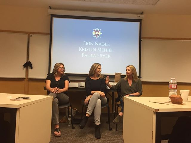 Honored to speak today at Cal Poly San Luis Obispo to the Women In Business group. Amazing group of women who are going to rock the world!