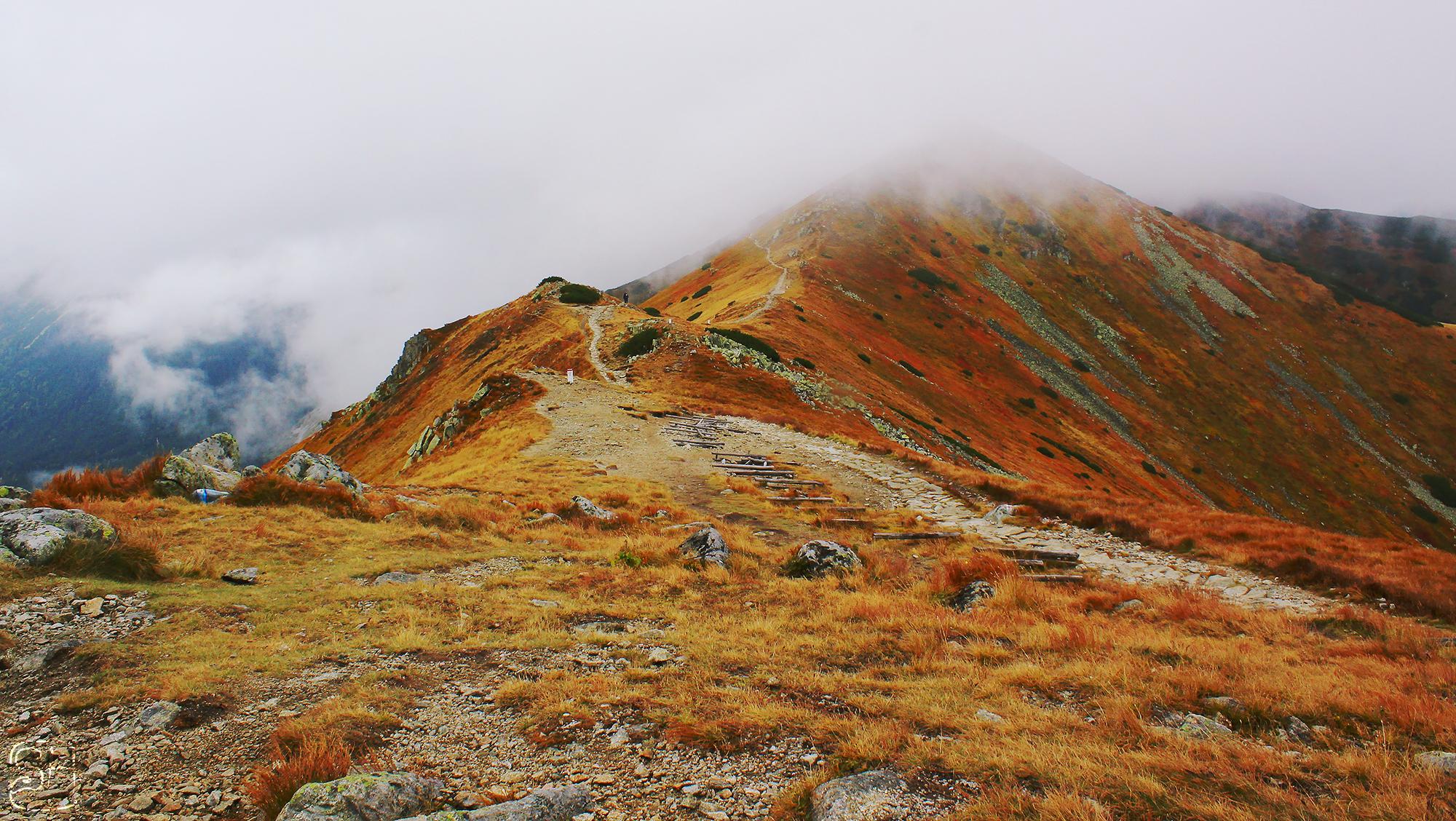 Poland - Tatry mountain range