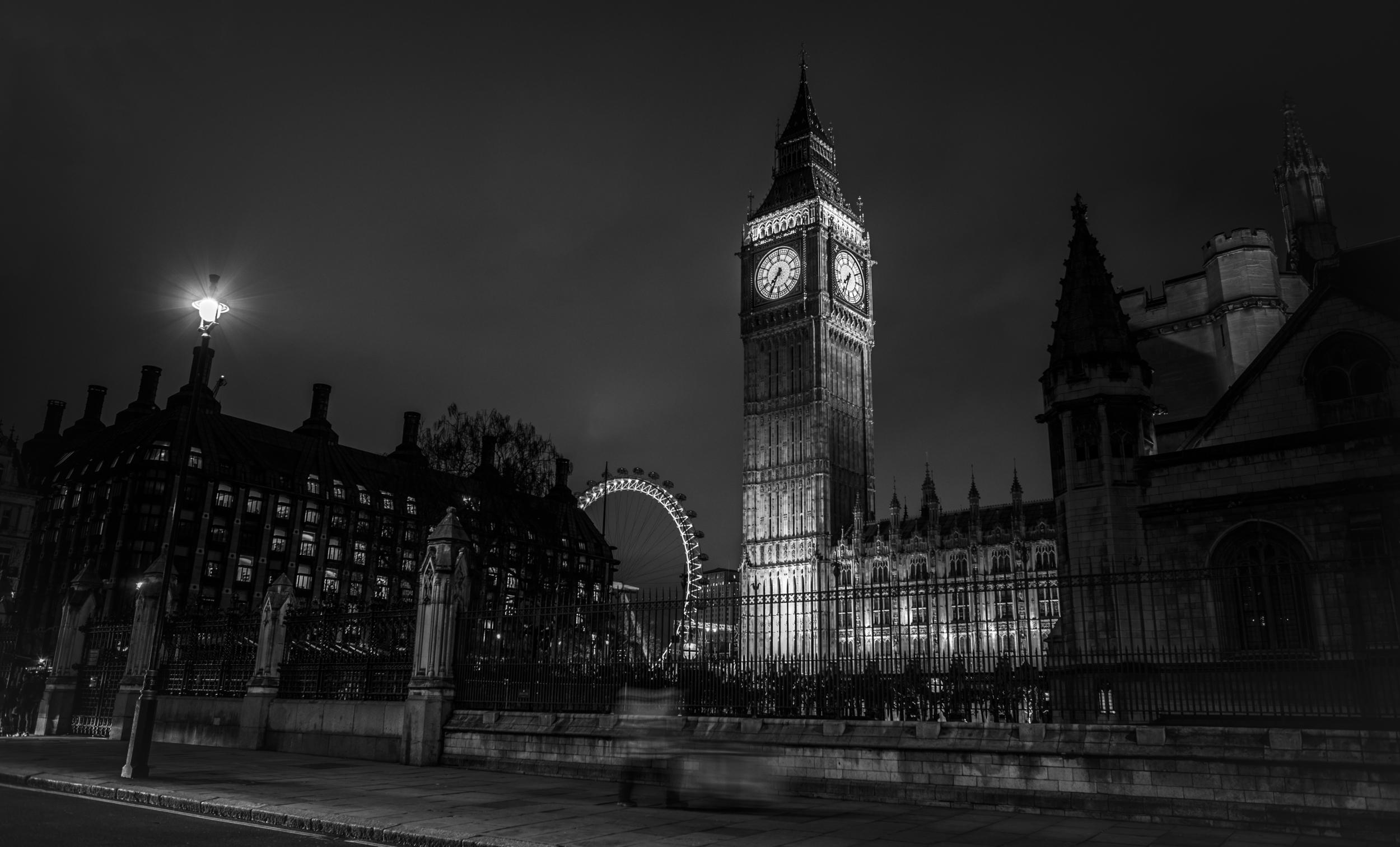 Elizabeth Tower, London - England