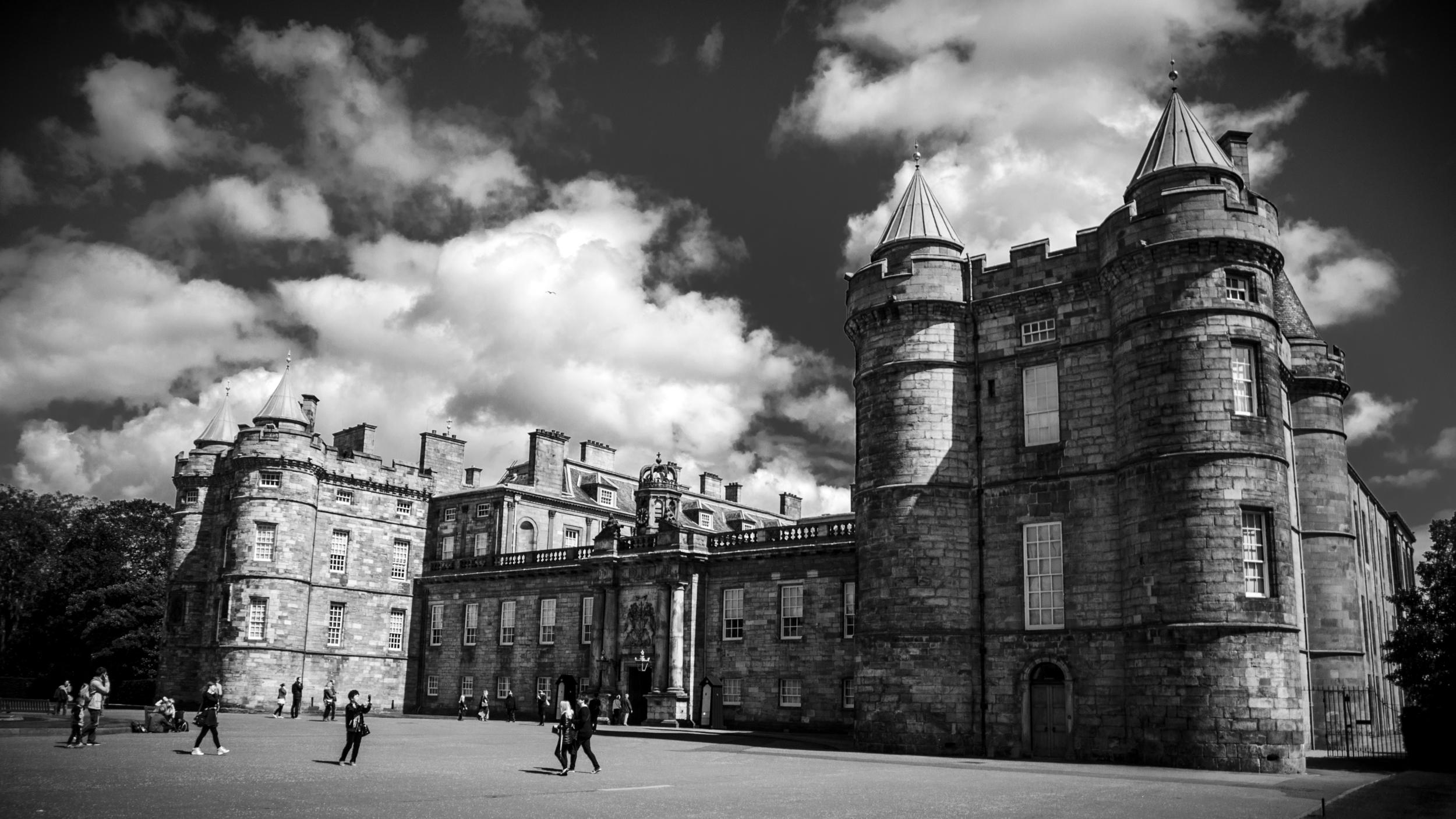Holyrood Palace, Edinburgh - Scotland