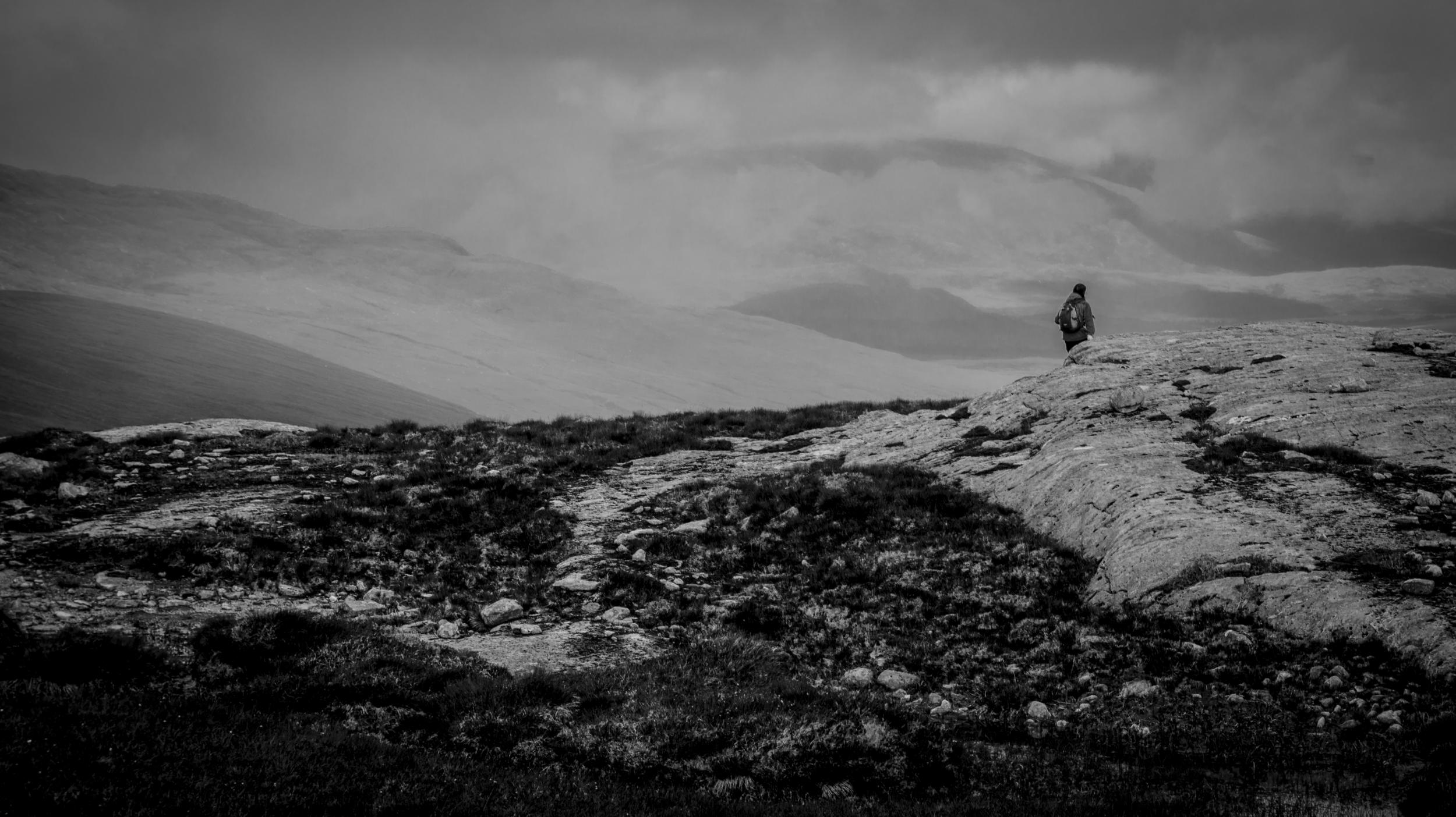 Beinn na Lap, Scotland