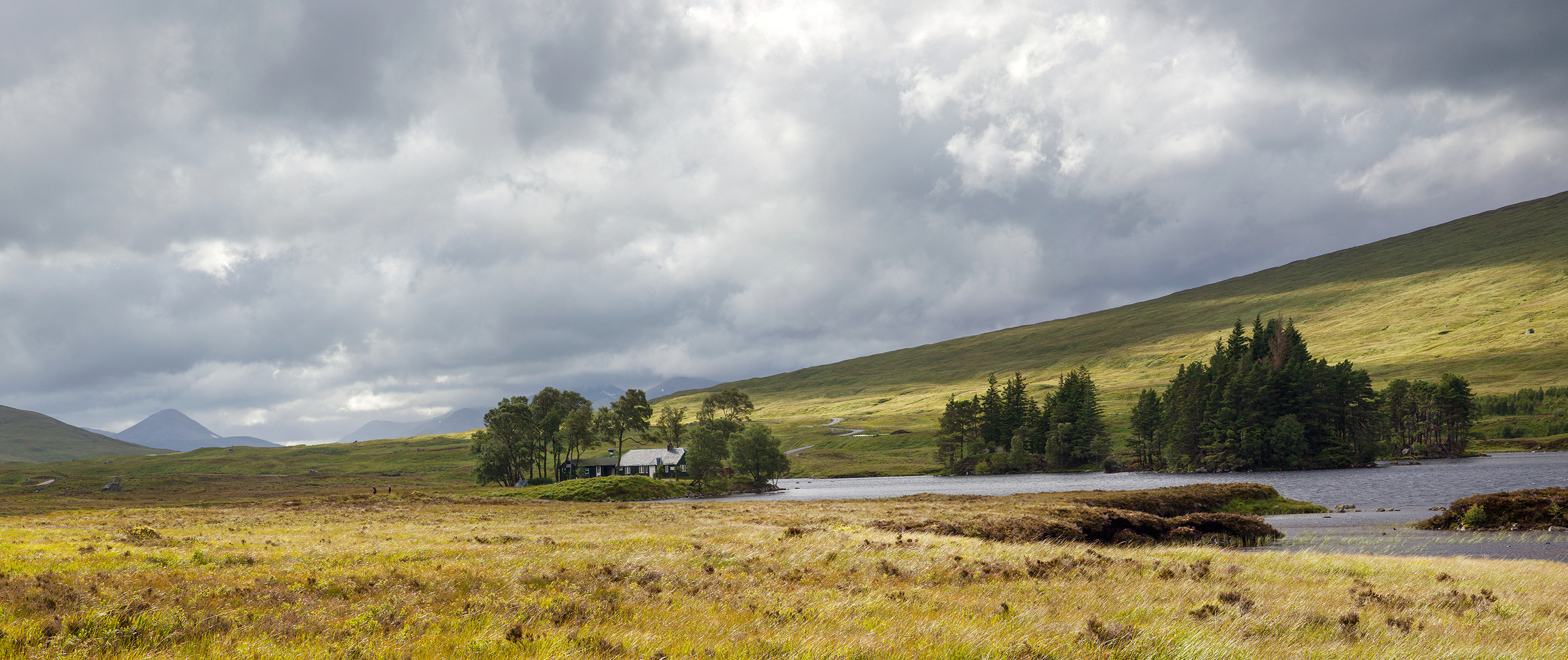 Scotland by Siv