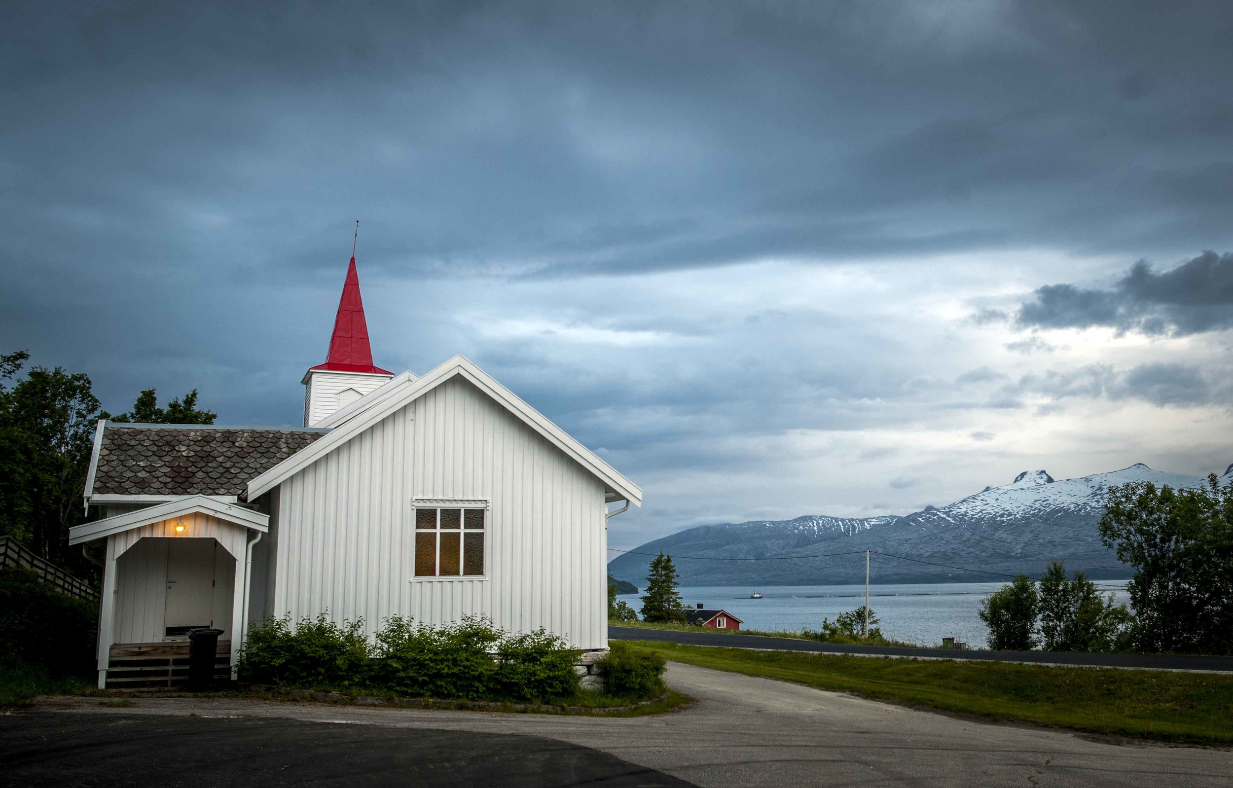 Sjona church