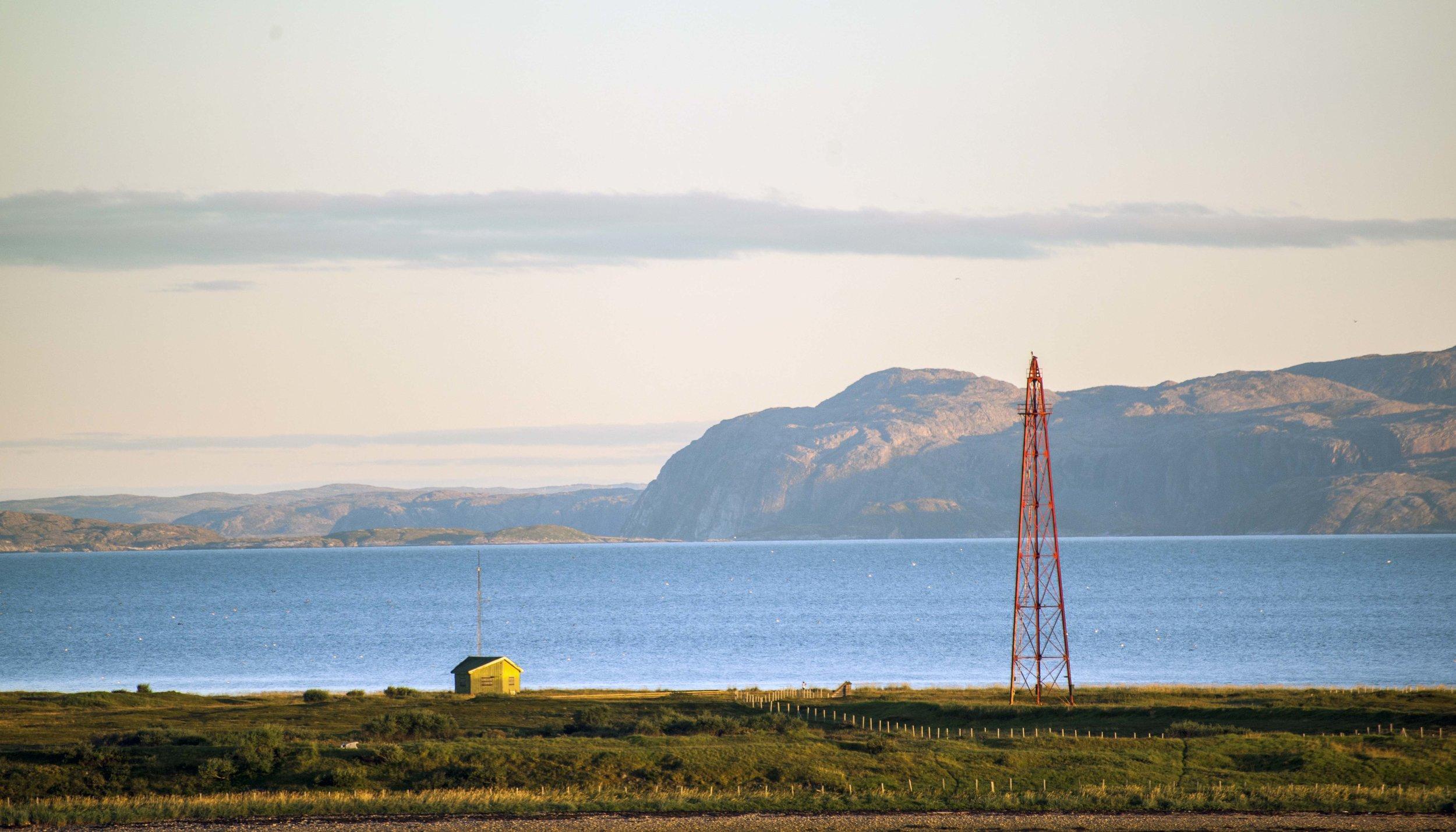 Vadsø airship mast
