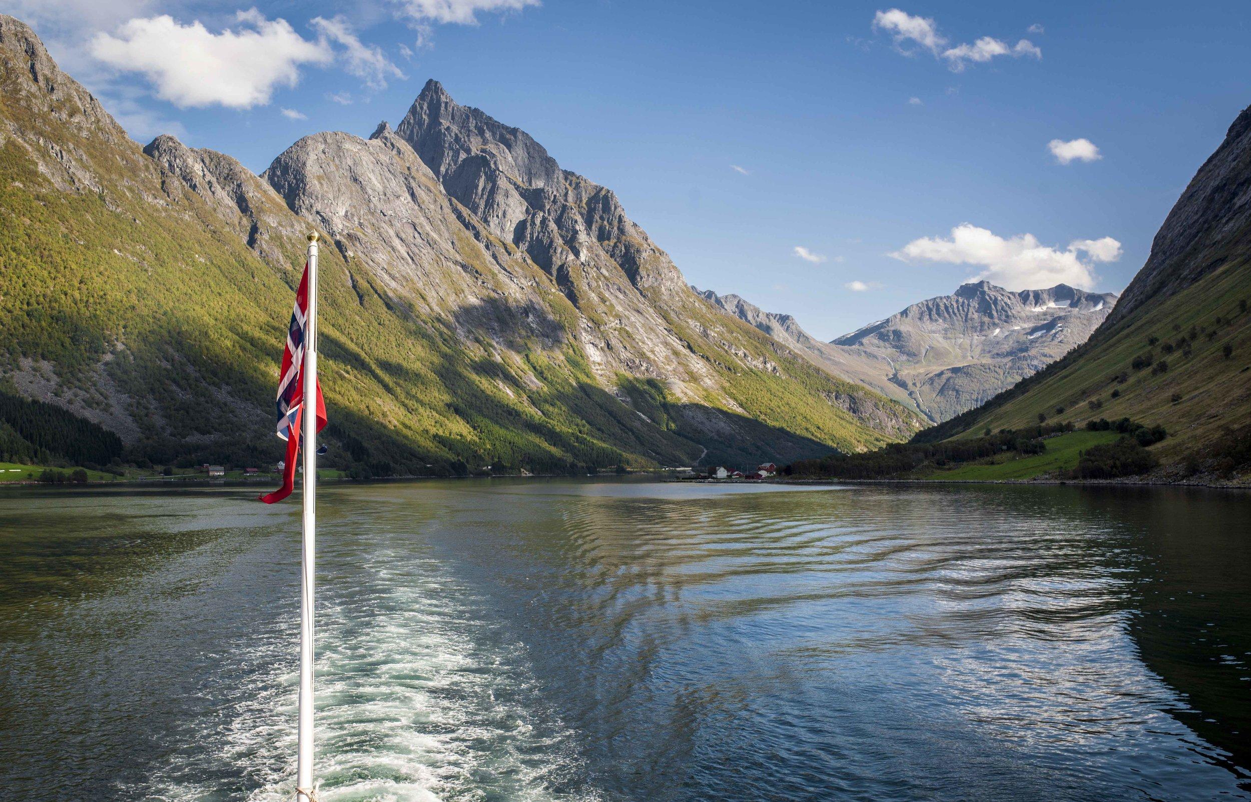 Hjørunnfjord