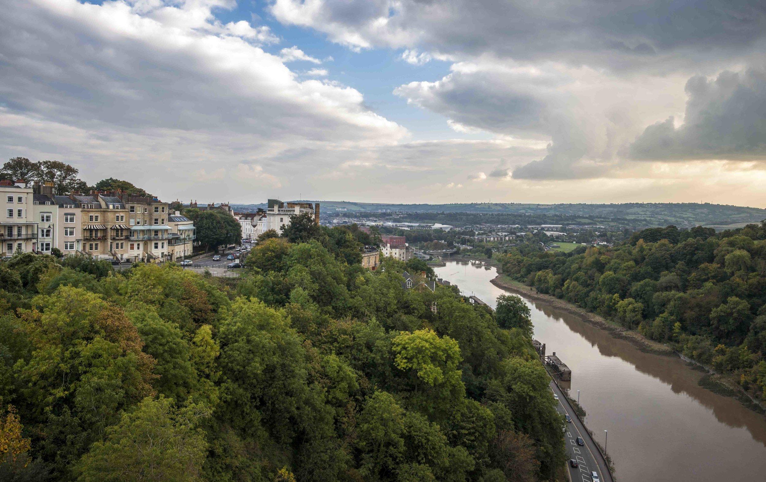 River Avon, Bristol