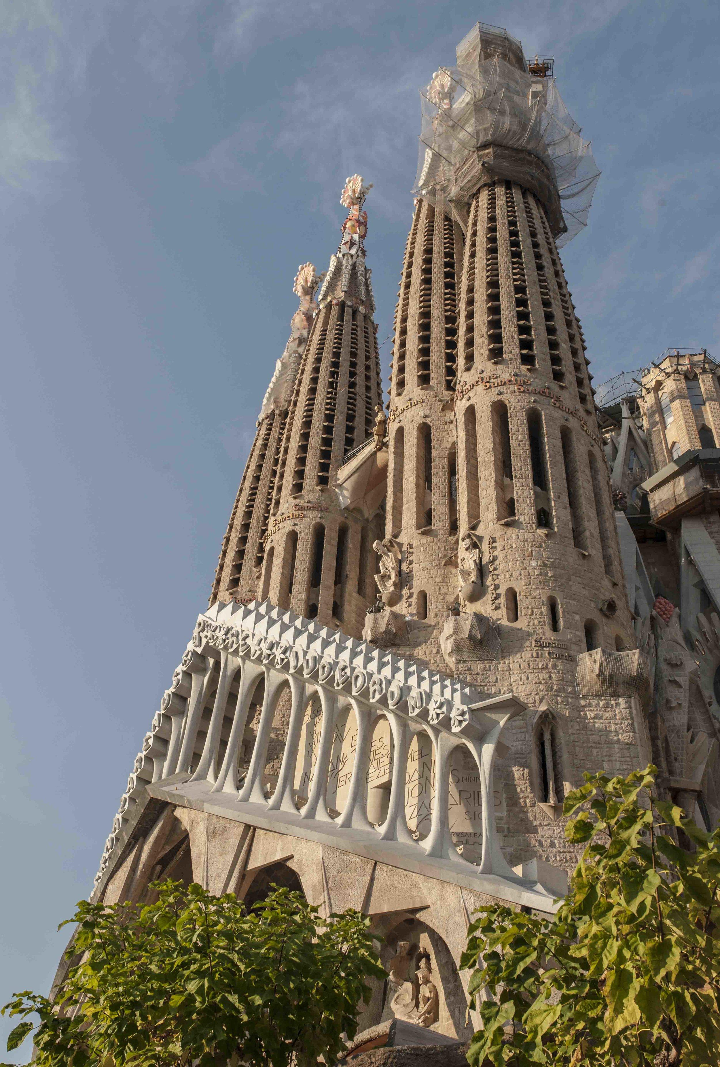Obligatory Sagrada Familia photo