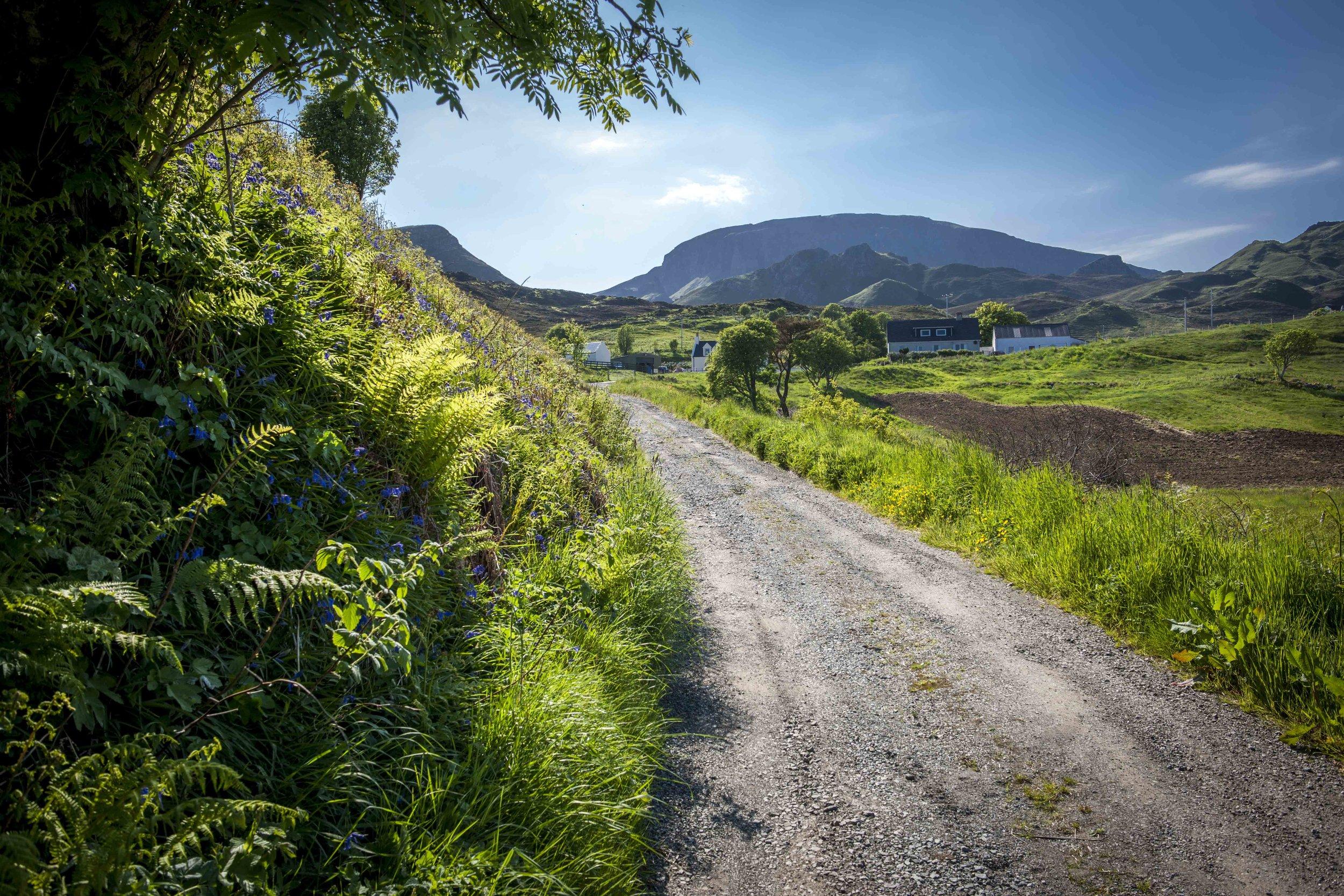 Digg, Isle of Skye -Scotland