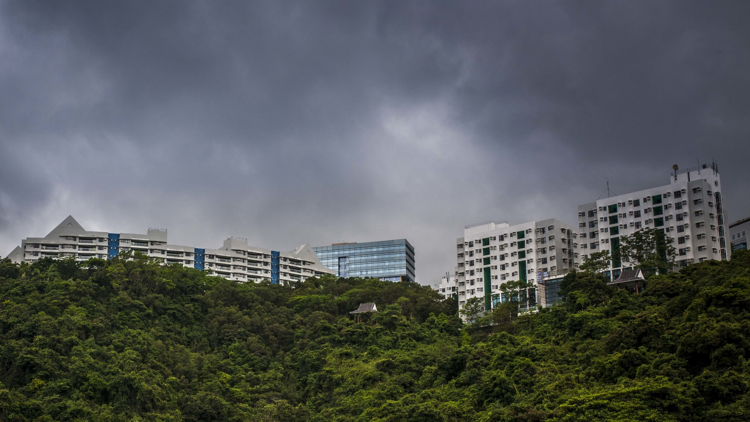 Accommodation for professors in HKUST